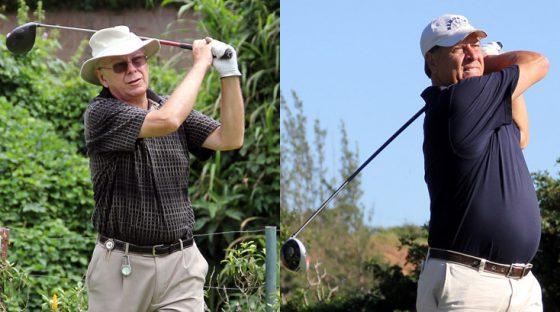 Philip Healey e José Klujsza são os destaques seniores até 14 de índex
