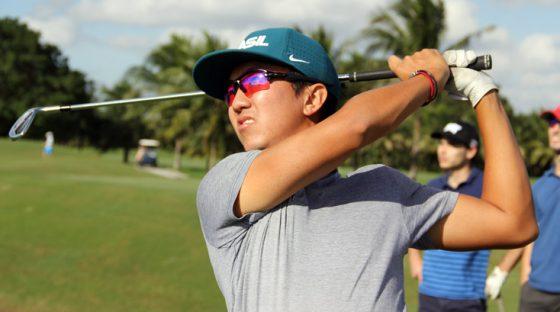 Daniel Ishii joga o LAAC de 12 a 15 de janeiro e o Sul-Americano Amador na semana seguinte